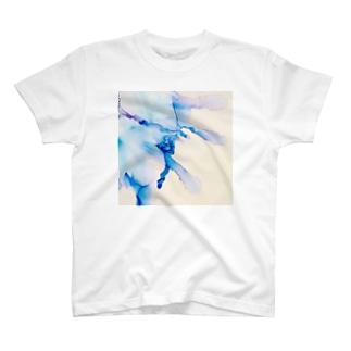 ウェーブ T-shirts