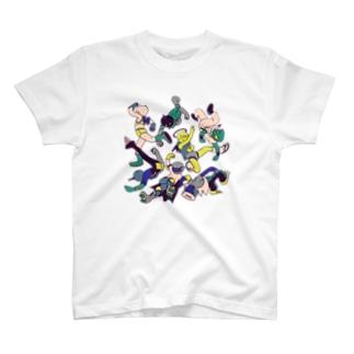 ウニョズ マイルド T-shirts