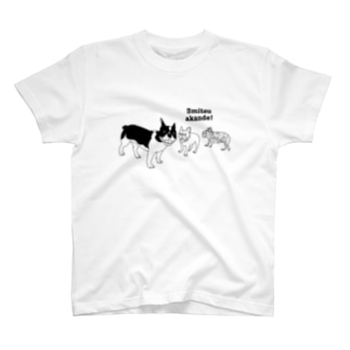3密あかんで T-shirts