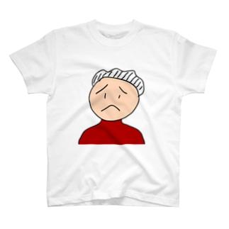 古参ファンの小原さん T-shirts