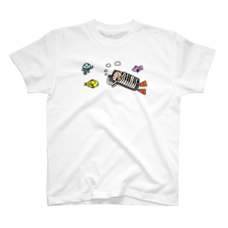 鍵ハモさん T-shirts