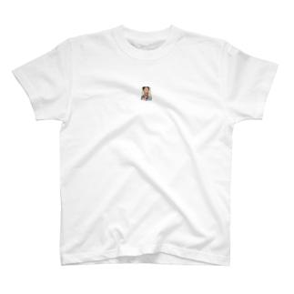 クリアスマホケース T-shirts