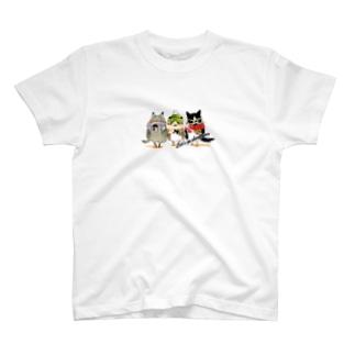 Let'sショッピング! T-shirts