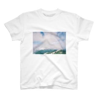 鷲羽 T-shirts