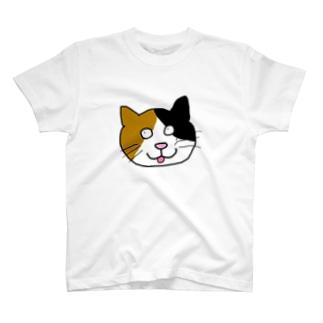またたび過剰摂取 T-shirts