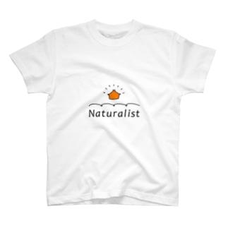 ナチュラリストグッズ T-shirts