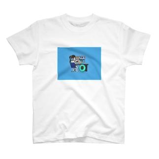 リモート海の日 T-shirts