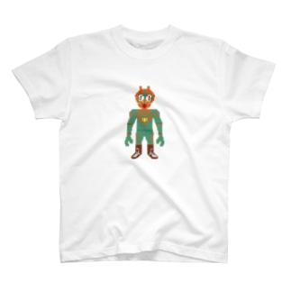 Mr.Phoenix Inishe T-shirts