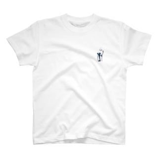 オコジョボーイ T-shirts