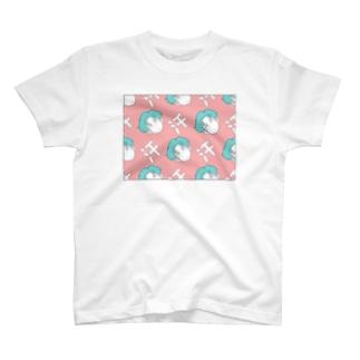 汗2 T-shirts