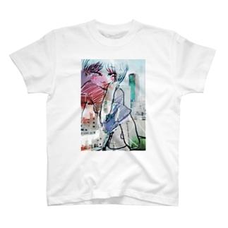都会はとおい T-shirts