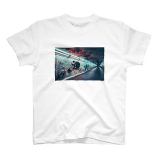 ウイロード T-shirts