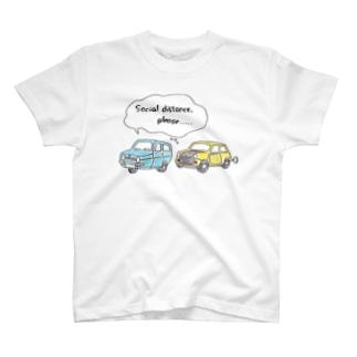 可哀想なロビン T-shirts