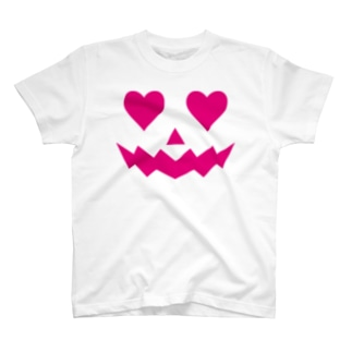 ハロウィン2(ピンク) T-shirts