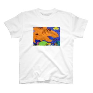 メガロドン  T-shirts
