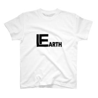 アース「地球」 T-shirts