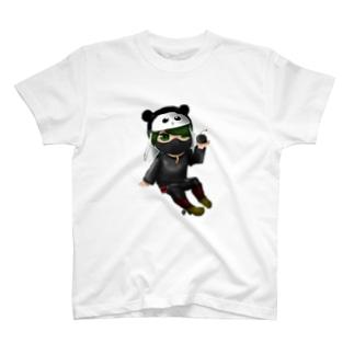 討伐隊〆ひらめ グッズ T-shirts
