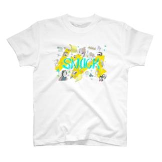 さみつこと夏を乗り切るため T-shirts