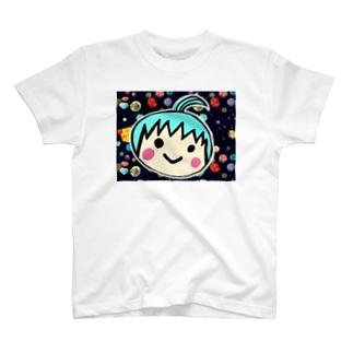 江戸川ベニのOMP2020 ねりのこTシャツ T-shirts