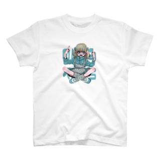 『 めんたるへらへら 』 T-shirts