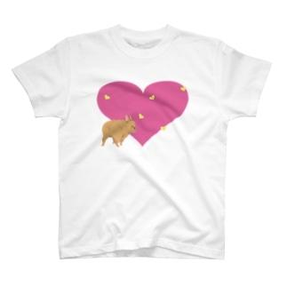 フレンチぶる T-shirts