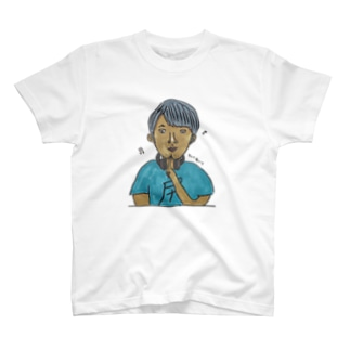 ケツアゴDJ T-shirts