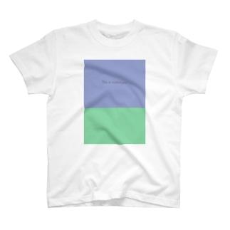 This is nostalgia. T-shirts