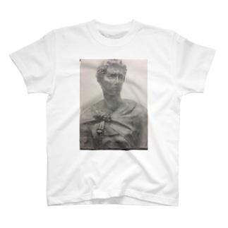 ruuu_uの聖ジョルジョデッサン T-shirts
