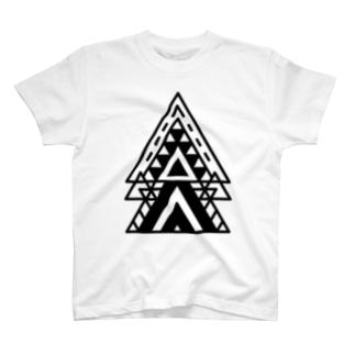 7個 T-shirts