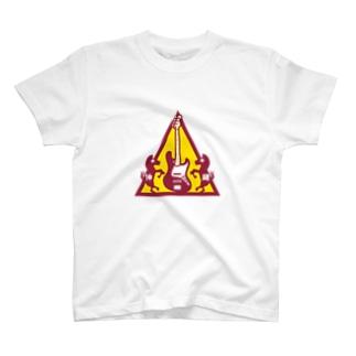 パ紋No.2726 伸剛 T-shirts
