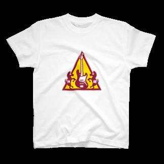 原田専門家のパ紋No.2726 伸剛 T-shirts