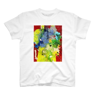 いつか絶対に触れる猫 T-shirts