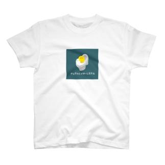 デュアルレイヤーシステム T-shirts