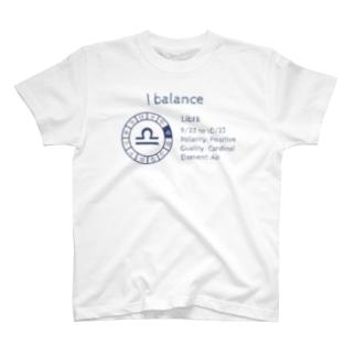12星座【天秤座】 T-shirts