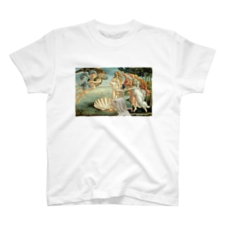 ヴィーナスの誕生日会 T-shirts