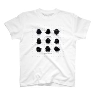 毎日ヤタちゃん T-shirts