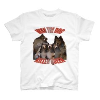 WAN KILER QUEEN T-shirts