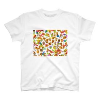 HARAJUKU AGEKAWAII T-shirts