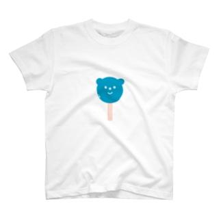Tシャツ大好きっ子クラブのクマサマー T-shirts