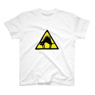 ヤマネコタックル T-shirts