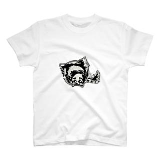 クインス宗岡グッズアカウントなしver.3 T-shirts