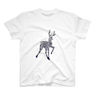鹿しかshika!? T-shirts