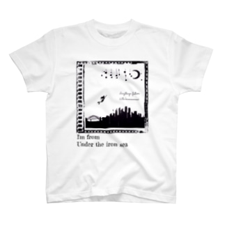 Under the iron sea#2-1 T-shirts