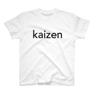 kaizen T-shirts