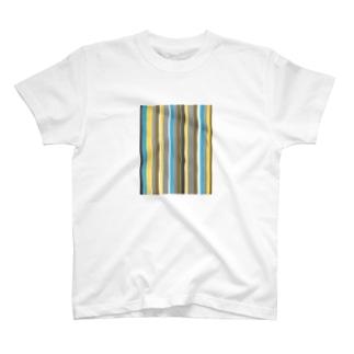 エスニック T-shirts