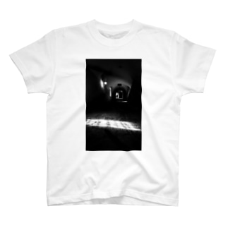 monochrome stylish T-shirt T-shirts