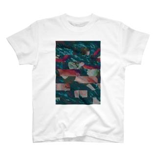鯛(バグ) T-shirts