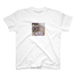 ぱーぷる T-shirts