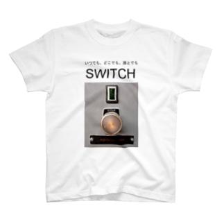 大人気SWITCHデザイン T-shirts