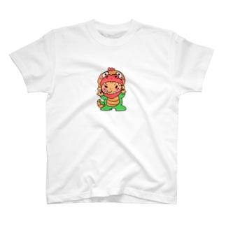 ひなたのアトリエ きょうりゅうくん T-shirts